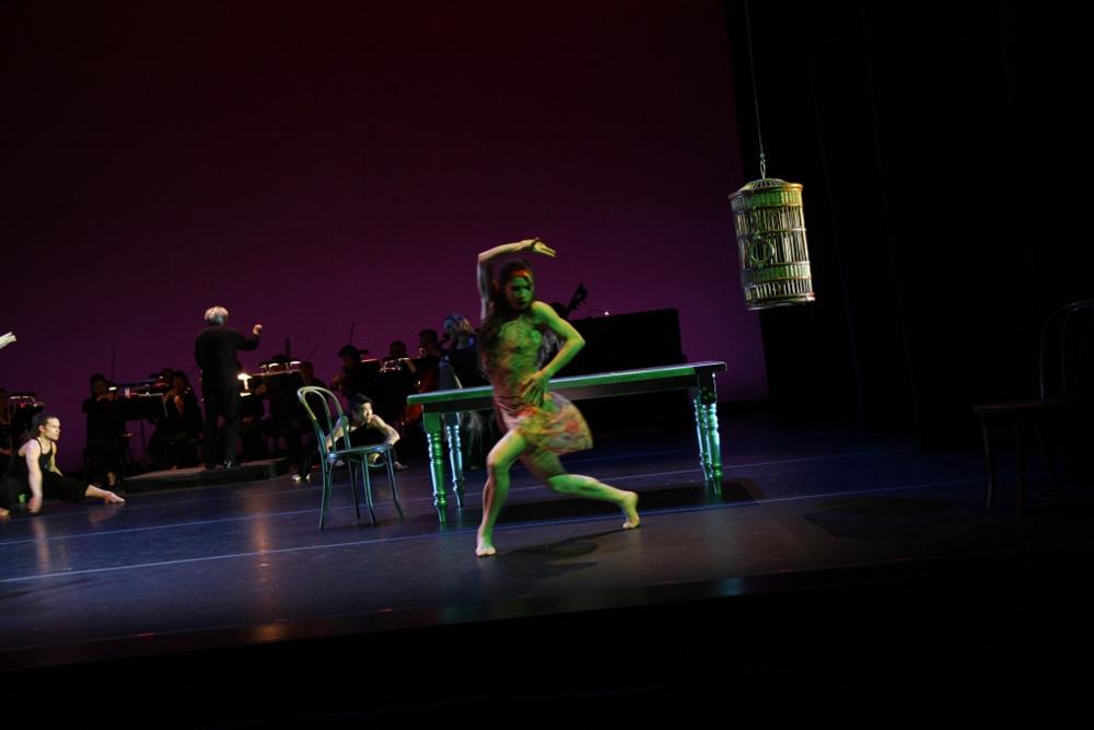 El corregidor y la molinera estreno en Nueva York Bailarines de la compañía de Ramon Oller