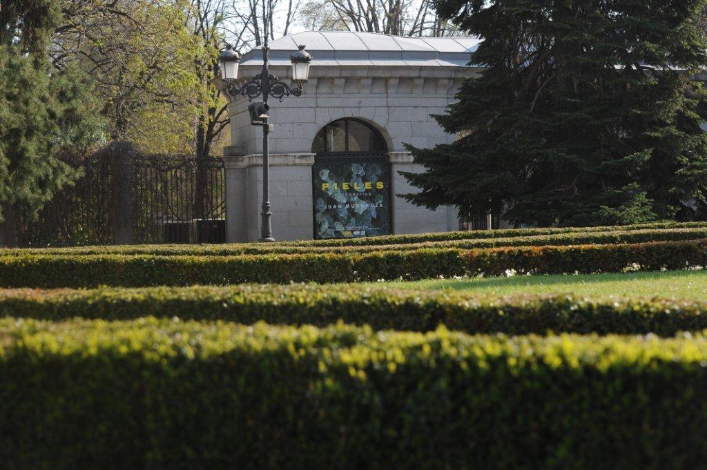 PIELES. Exposición fotográfica de Jan Muguruza 2012. Real Jardín Botánico de Madrid